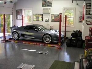 Garage Homologation 5 Places : nice garage with lift in place garage pinterest ~ Medecine-chirurgie-esthetiques.com Avis de Voitures