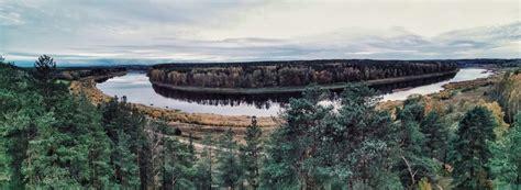 Cik labi pazīsti Daugavu? - Kempings Daugavas lokos