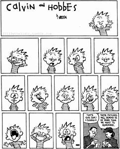 The gallery for --> Calvin And Hobbes Growing Up Quotes