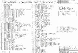 Lenovo Thinkpad T61 Schematic Diagram 15 4 U2033 42w9306