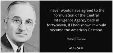 harry  truman quote     agreed