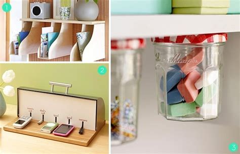 15 Diy Office Storage And Organization Ideas