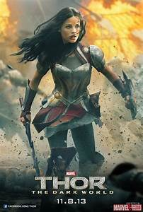New Sif, Thor, Jane, Odin and Loki Character Posters from ...