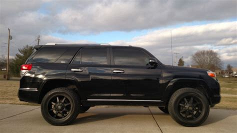 toyota 4runner lifted lifted blacked out toyota 4runner runner subs jeep