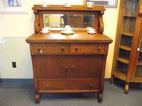 Buffetschrank Alt by Antique Empire Tiger Oak Buffet Sideboard Server Cabinet