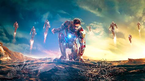 Iron Man 3 Wallpaper  Hd Desktop Wallpapers  4k Hd