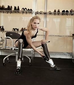 Aimee Mullins The new bionics that let us run, climb and ...