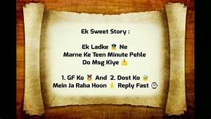 Best Pic Ever M... Hindi Font Friendship Quotes