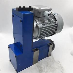 Spindle Unit Mt3 Bt30 Er25 Power Head 3000rpm 8000rpm With