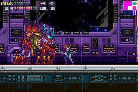 Metroid Game By Game Reviews Metroid Fusion Usgamer