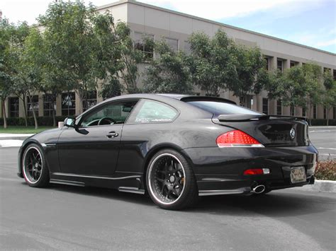 BMW 6 series 645Ci 2006 Technical specifications