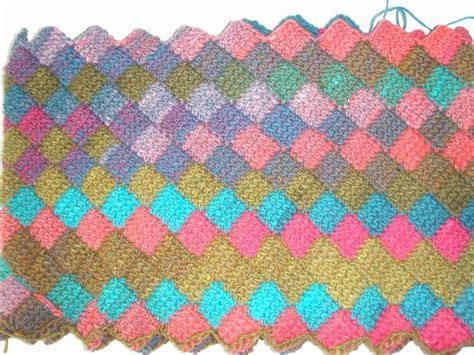 352 Best Images About Tunisian Crochet On Pinterest