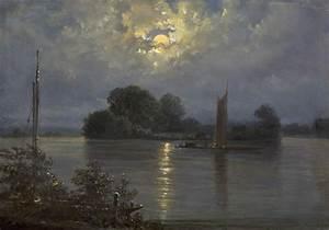Carl Gustav Carus | Romantic painter | Tutt'Art@ | Pittura ...