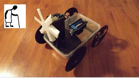 bargain store project 24 storage container electric fan car