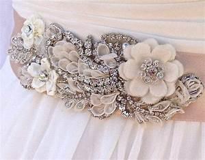 Best 25 wedding dress sash ideas on pinterest wedding for Wedding dress sashes with crystals