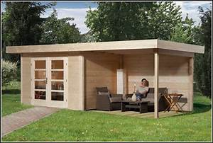 Gartenhaus Holz Modern : gartenhaus holz flachdach modern ~ Sanjose-hotels-ca.com Haus und Dekorationen