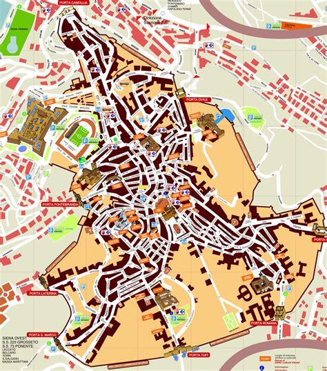 map  siena