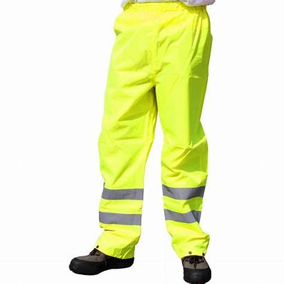Vis Trousers Visibility Workwear