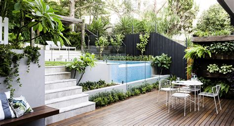 small garden inspiration home beautiful magazine australia