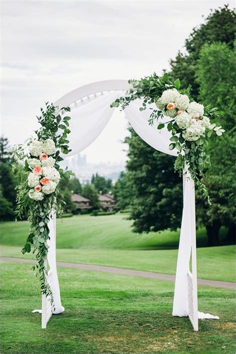 arch wedding 17 best ideas about wedding arches on weddings