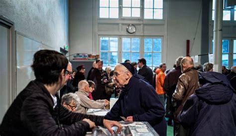 bureau de vote lyon primaire des électeurs encore plus nombreux pour désigner
