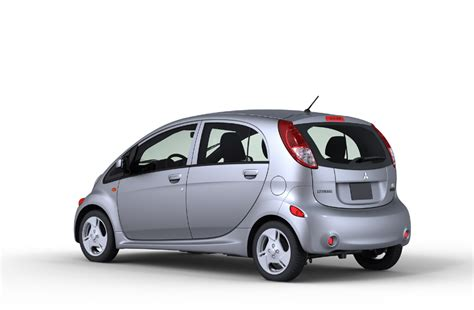 Is Mitsubishi American by American Mitsubishi I Miev Debuting At 2010 La Auto