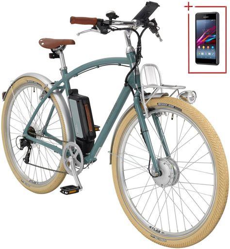 city bike herren prophete e bike city herren 187 navigator retro 171 28 zoll 8 frontmotor 375 wh