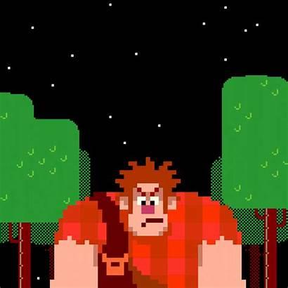 Disney Games Animation Arcade Pixel Walt Gifs