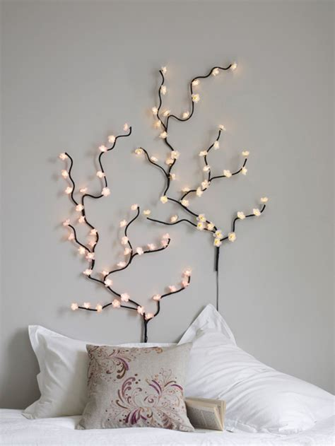 cherry blossom home decor fairy lights deco on pinterest fairy lights bedrooms and twinkle lights