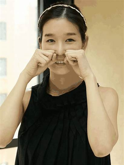 Massage Gifs Facial Korean Asian Beauty Face
