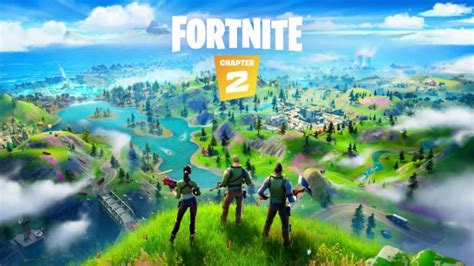 Epic Games Officially Unveils Fortnite Chapter 2; New ...