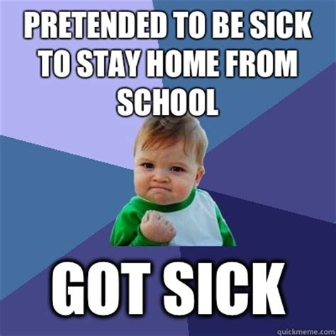 Sick Child Meme - success kid memes quickmeme