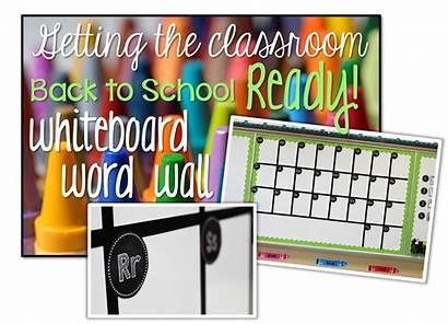 Classroom Word Wall Reading Getting Littlemindsatwork