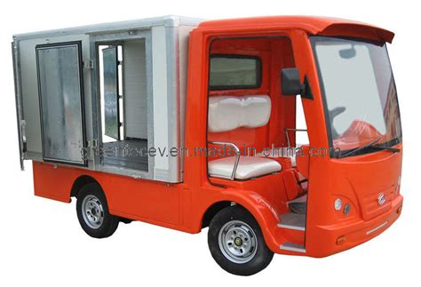electric utility vehicles electric buffet vehicle utility vehicles glt3026 1tc