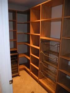 Corner, Closet, Shelves