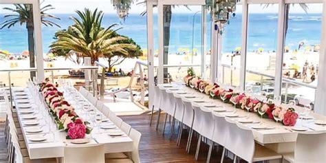 wedding venues  camps bay beachfront  bay hotel