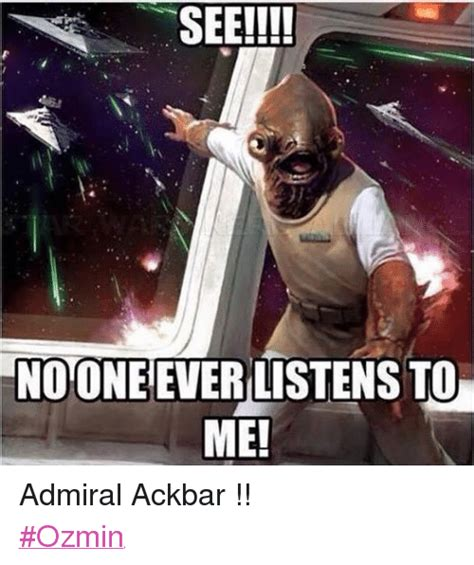 Admiral Ackbar Meme - funny admiral ackbar memes of 2017 on sizzle a trap