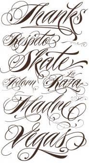 font designer lettering tattoos fonts