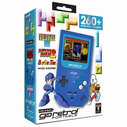 Retro Bit Handheld Games Portable 260 East