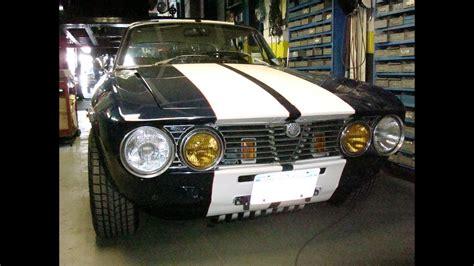 Alfa Romeo Restoration by 1972 Alfa Romeo Gtv Restoration Doovi