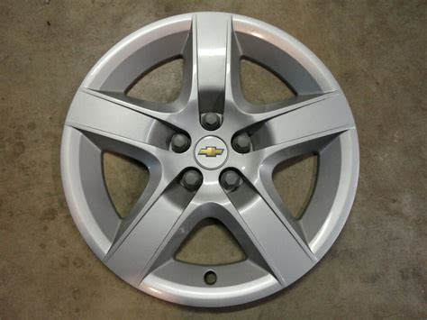 2008 2011 chevy malibu 17 quot oem hubcap wheel cover 08 09 10