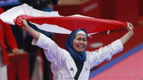 atlet wanita peraih medali asian games