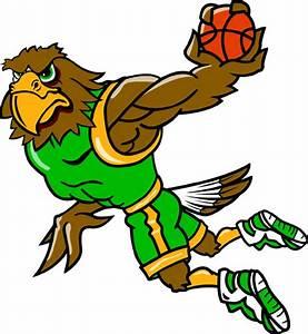 Image Gallery hawk mascot