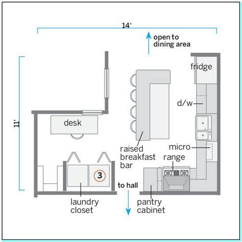 kitchen island floor plans l shaped kitchen with island floor plans wood floors