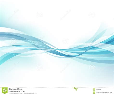 abstract blue background with wavy lines abstract wavy business background royalty free stock photo