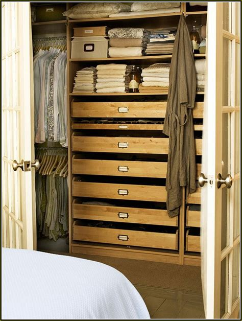 diy wood closet systems home design ideas