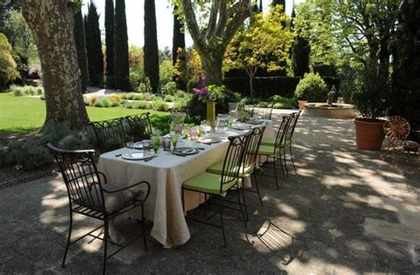 French Country Style Gardens