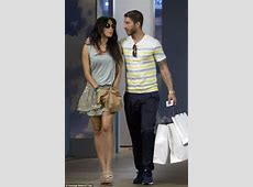 Well she is a WAG Real Madrid star Sergio Ramos shops for