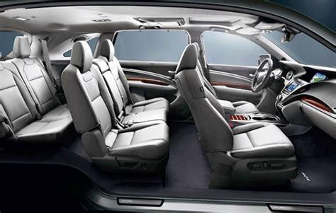 2020 Acura MDX : Interior Look Of 2020 Acura Mdx, What Redesign