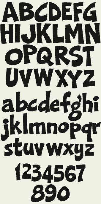letterhead fonts lhf spaz cartoon fonts